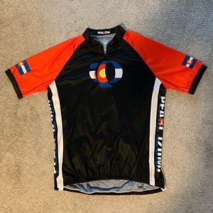 Pearl Izumi cycling jersey - size large
